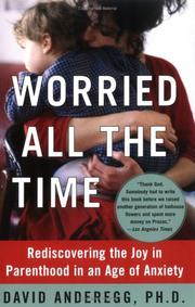 Cover of: Worried All the Time