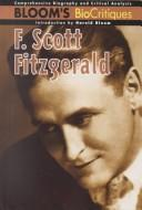 Cover of: F. Scott Fitzgerald (Bloom
