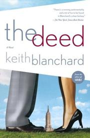 Cover of: The Deed | Keith Blanchard
