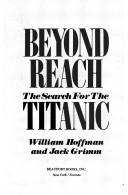 Cover of: Beyond reach | Hoffman, William