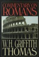 Cover of: Commentary on Romans