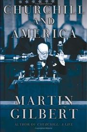 Cover of: Churchill and America