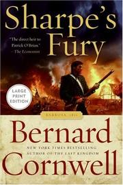 Cover of: Sharpe's Fury