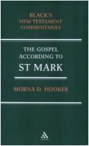 Cover of: Gospel According to St. Mark