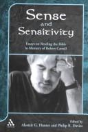 Cover of: Sense and sensitivity