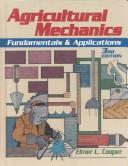 Cover of: Agricultural mechanics