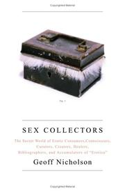 Cover of: Sex collectors