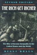Cover of: The Rich Get Richer | Denny Braun