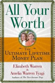Cover of: All Your Worth | Elizabeth Warren (undifferentiated)