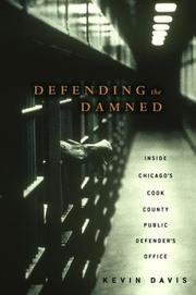 Cover of: Defending the Damned