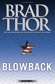 Cover of: Blowback: A Thriller
