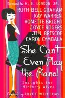 Cover of: She can