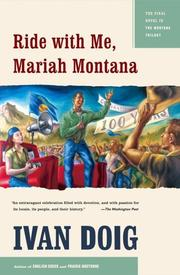 Cover of: Ride with me, Mariah Montana | Ivan Doig