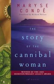Cover of: The Story of the Cannibal Woman