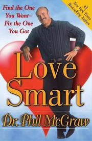 Cover of: Love smart | Phillip C. McGraw