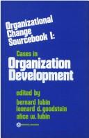 Cover of: Cases in organization development |