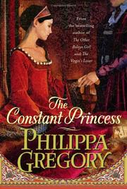 Cover of: The constant princess