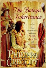 Cover of: The Boleyn Inheritance