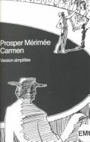 Cover of: Carmen