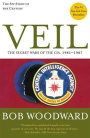 Cover of: Veil: the secret wars of the CIA