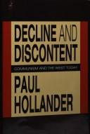 Cover of: Decline and discontent: communism and the West today