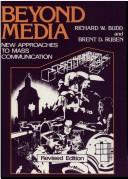 Cover of: Beyond media