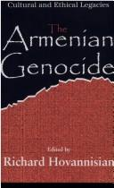 Cover of: The Armenian genocide in perspective | Richard G. Hovannisian