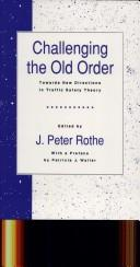 Cover of: Challenging the old order |