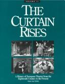 Cover of: The curtain rises