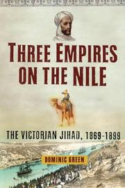 Cover of: Three Empires on the Nile