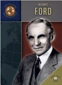 Cover of: Henry Ford: Industrialist (Ferguson's Career Biography Series)
