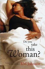 Cover of: Do You Take This Woman? | RM Johnson