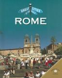 Cover of: Rome (Great Cities of the World)