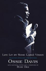 Cover of: Life Lit by Some Large Vision