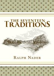 Cover of: The Seventeen Traditions