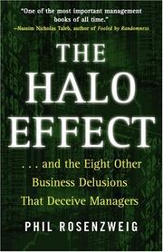 Cover of: The Halo Effect