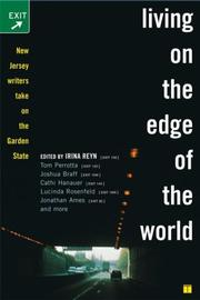 Cover of: Living on the Edge of the World | Irina Reyn