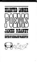 Cover of: Selected longer poems