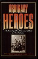 Cover of: Ordinary Heroes | Roger  Motut