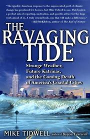 Cover of: The Ravaging Tide | Mike Tidwell