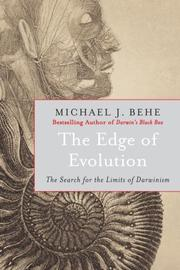 Cover of: The Edge of Evolution