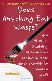 Cover of: Does Anything Eat Wasps?