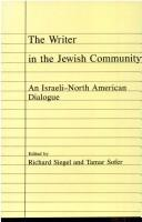 Cover of: Writer in the Jewish community |