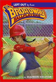 Cover of: Left out (Broadway ballplayers)