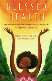 Cover of: Blessed Health | Melody T. McCloud