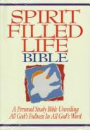 Cover of: Spirit-filled Life Bible