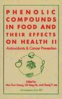 Cover of: Phenolic compounds in food and their effects on health |