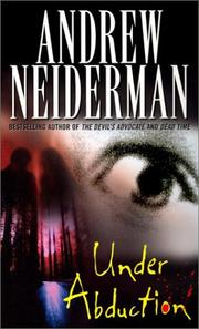 Cover of: Under abduction | Andrew Neiderman