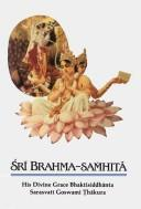 Cover of: Sri Brahma-samhita