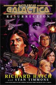 Cover of: Resurrection (Battlestar Galactica)